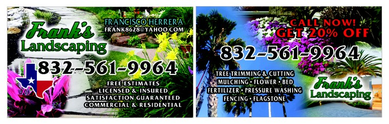 Business cards best d signs custom signage in the greater houston area reheart Images