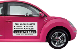 Magnets Best D Signs Custom Signage In The Greater Houston Area - Custom car magnet advertising